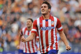 Полузащитник мадридского «Атлетико» Коке единственным голом в матче против «Малаги» вывел свою команду на первое место в турнирной таблице Ла Лиги.