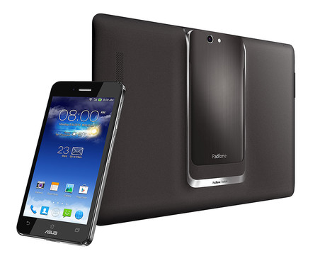 ����-����� ���������/�������� ASUS The New Padfone Infinity