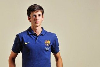 Амир Натхо пополнил состав самой «Барселоны»