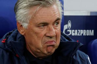 Главный тренер «Баварии» Карло Анчелотти постоянно отражает нападки критиков на его игровой стиль