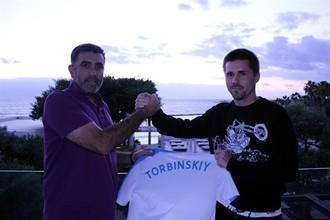 Дмитрий Торбинский- игрок кипрского «Пафоса»