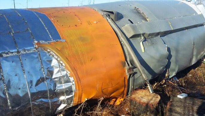 Закидали ракетами: власти Алтая просят Роскосмос убрать за собой