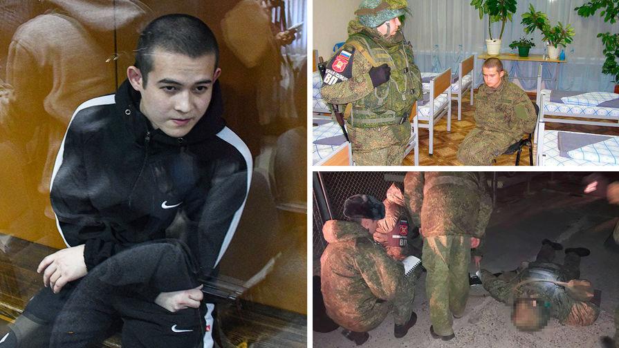 24,5 года колонии: приговор срочнику Шамсутдинову, расстрелявшему сослуживцев