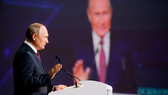 «Должно быть грандиозным»: что говорят о предложенном Путиным «русском «Евровидении»