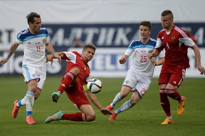 игры сборной россии по футболу