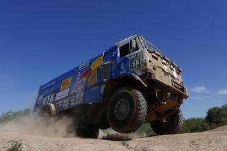 Российский «КАМАЗ» покоряет «Дакар»