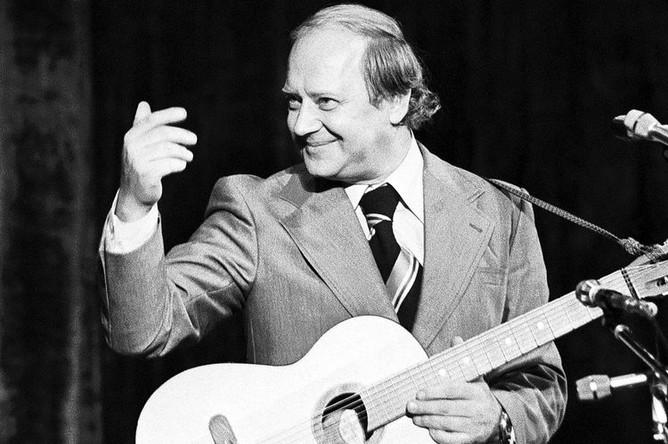 Юрий Визбор (20 июня 1934 — 17 сентября 1984)
