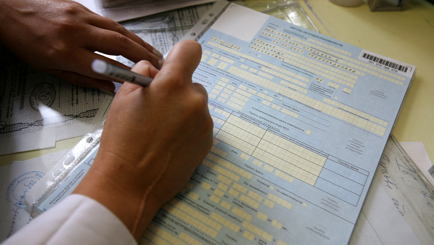 «Р'едомости»: власти рассматривают возможность компенсации больничных самозанятым