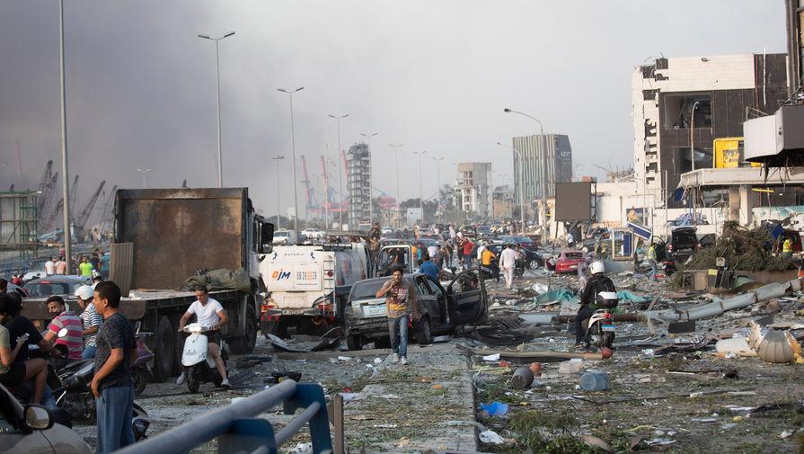Тотальное разрушение: число жертв взрыва в Бейруте продолжает расти