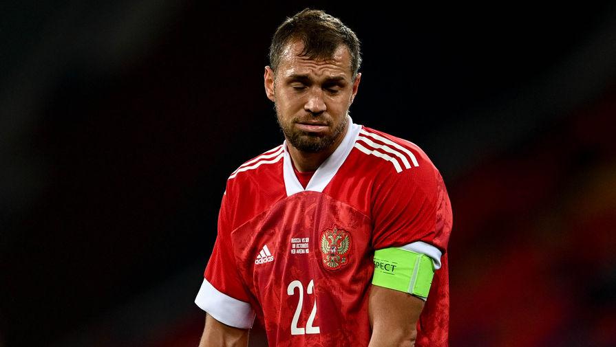 Черданцев объяснил, почему Дзюба в роли капитана сборной России - это не правильно