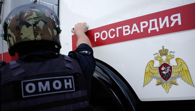Офицер Росгвардии расстрелял сослуживцев в Чечне