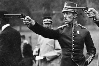 Стрельба из дуэльного пистолета на Олимпийских играх 1912 года в Стокгольме