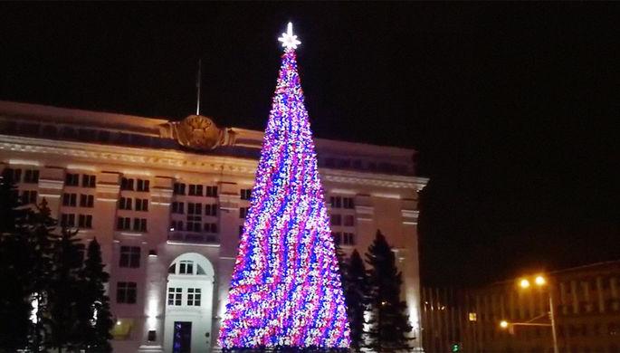 «Пир во время чумы»: не все в Кемерово довольны дорогой елкой