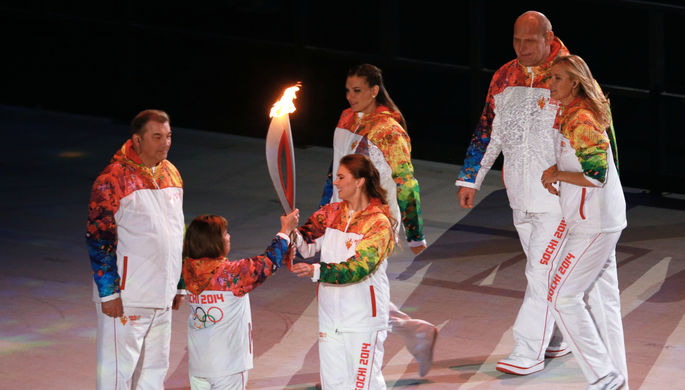 Владислав Третьяк, Ирина Роднина и Мария Шарапова попали в Топ-100, а Алина Кабаева, Елена Исинбаева и Александр Карелин — нет.
