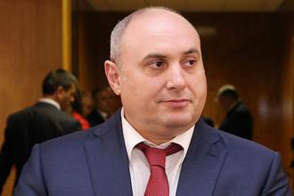 Глава Махачкалы Муса Мусаев