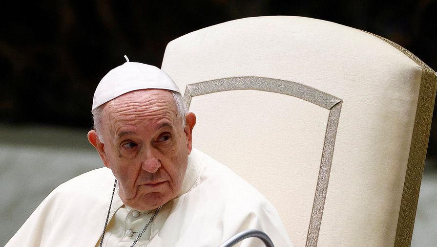 Папа Римский призвал с сочувствием относиться к Байдену из-за абортов