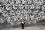 В Германии создана световая система, светящая как 10 тысяч солнц
