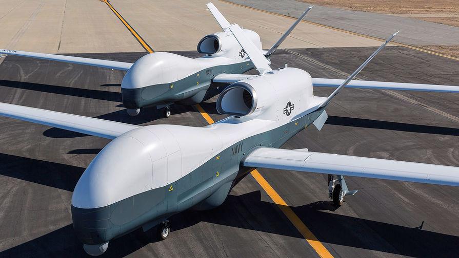 Германия намерена приобрести у США беспилотники «Тритон» на $2,5 млрд