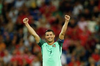 Криштиану Роналду — один из лучших игроков группового этапа КК-2017