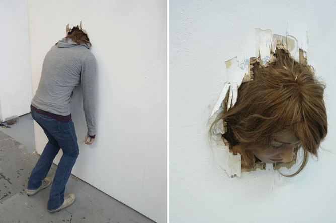Untitled (it was the only way #2), 2012 год