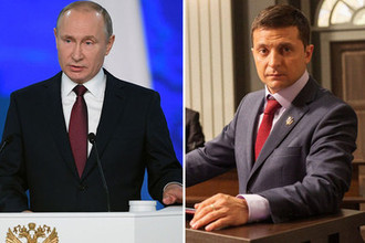 «Это трагедия»: Зеленский не готов к разговору с Путиным