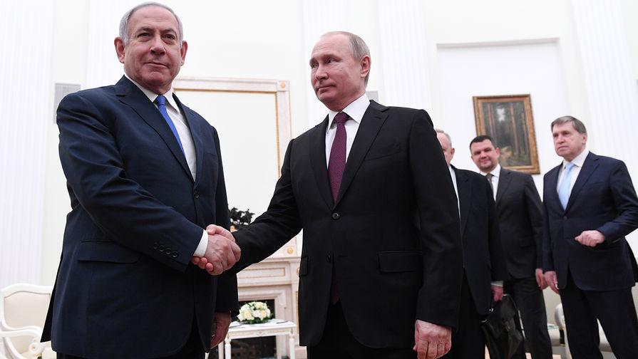 Как Нетаньяху использует Россию и США для победы на выборах
