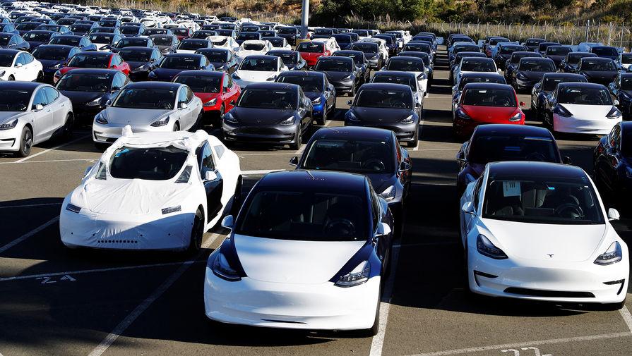 Ъ: Россия вернет пошлину на ввоз электромобилей