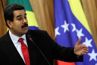 Президент Венесуэлы Николас Мадуро усилил меры безопасности, заявив, что «на него охотятся правые силы и американский империализм»