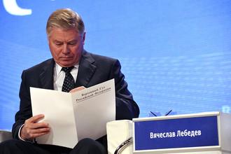 Глава Верховного суда России Вячеслав Лебедев отчитался об итогах деятельности российских судов в 2013 году