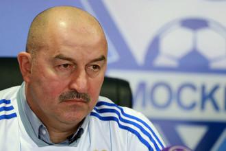 Главный тренер ФК «Динамо» Станислав Черчесов