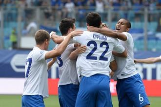 Московские динамовцы в третьем туре Премьер-лиги встретятся со своими бывшими уфимскими одноклубниками