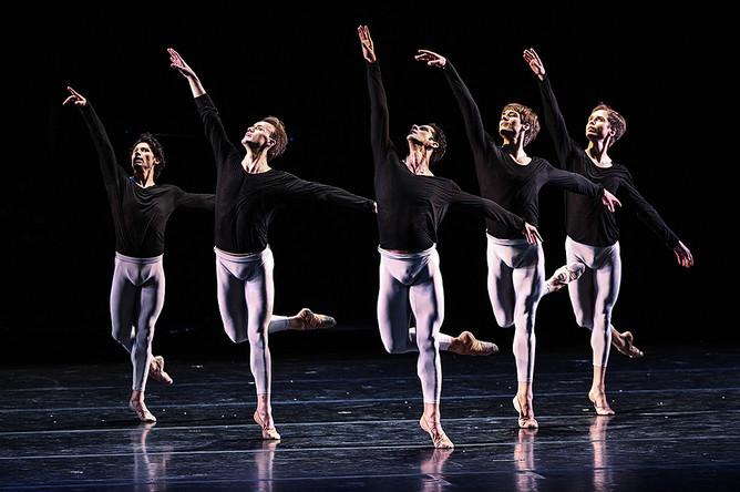 Премьера новой программы международного балетного проекта «Короли танца»