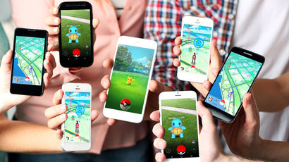 How to create viral applications on the example of «Pokemon GO»