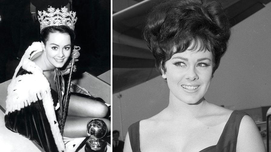 Энн Сидни (Великобритания), 20 лет, Мисс Мира — 1964