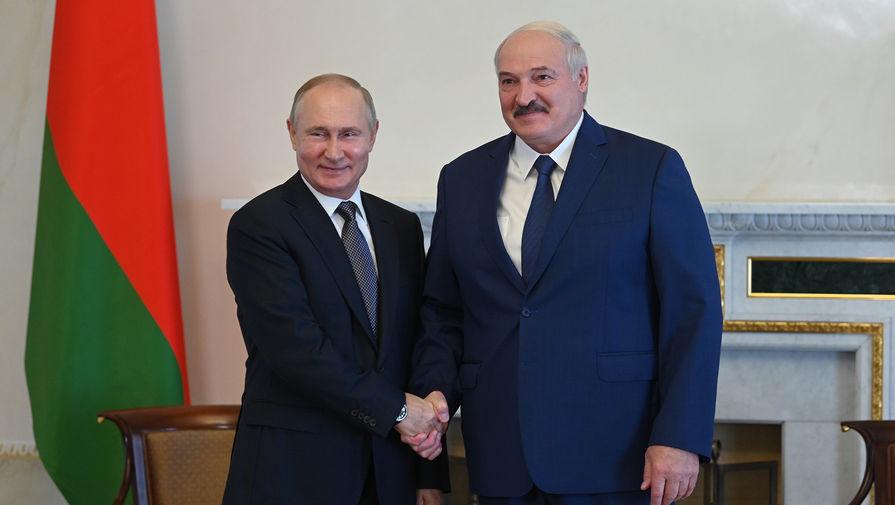 Кремль подтвердил информацию о телефонном разговоре Путина и Лукашенко