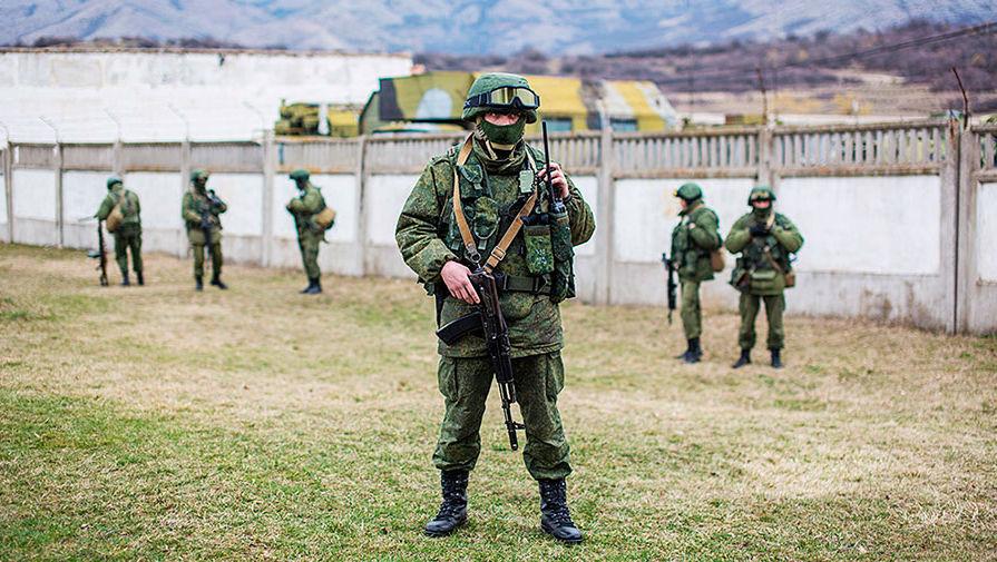 На Украине заявили, что Россия превращает Крым в мощную военную базу