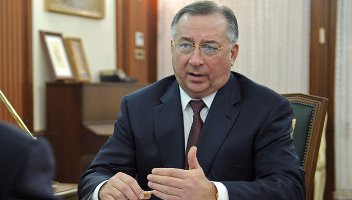Президент ОАО «Транснефть» Николай Токарев