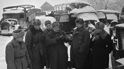 5 декабря 1941 года — начало контрнаступления советских войск под Москвой