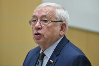Президент Паралимпийского комитета России, заместитель председателя комитета Совета Федерации по международным делам Владимир Лукин