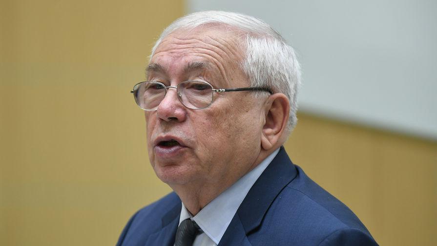 Президент Паралимпийского комитета России, заместитель председателя комитета Совета Федерации по...