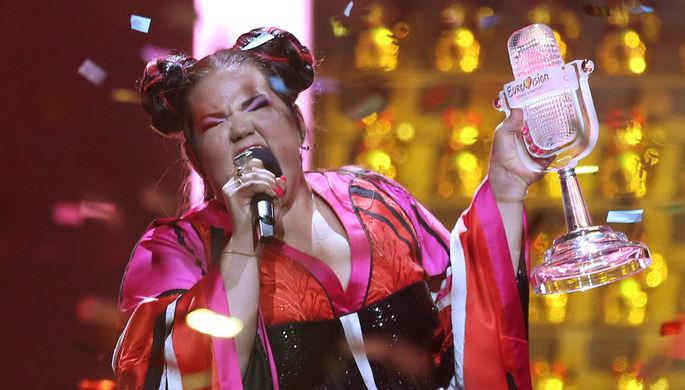 Победу в Евровидение-2018 одержала представительница Израиля Нетта с песней Toy, 13 мая 2018 года