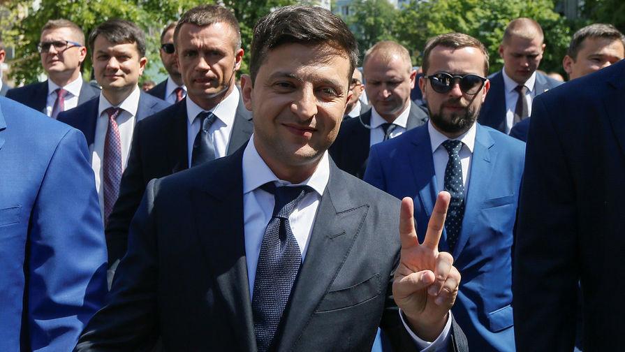 Кто возглавит партию Зеленского, рассказали в Киеве