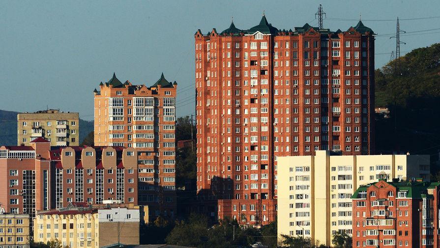 Путин объявил об ипотеке под 2% на Дальнем Востоке