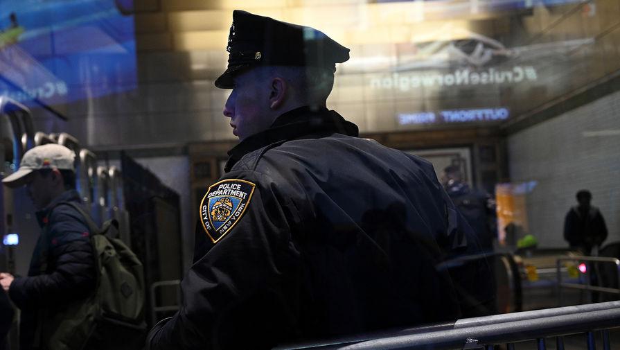 Пять человек пострадали при стрельбе в Нью-Йорке