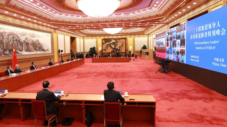 Хятадын тэргүүн Ши Жиньпин