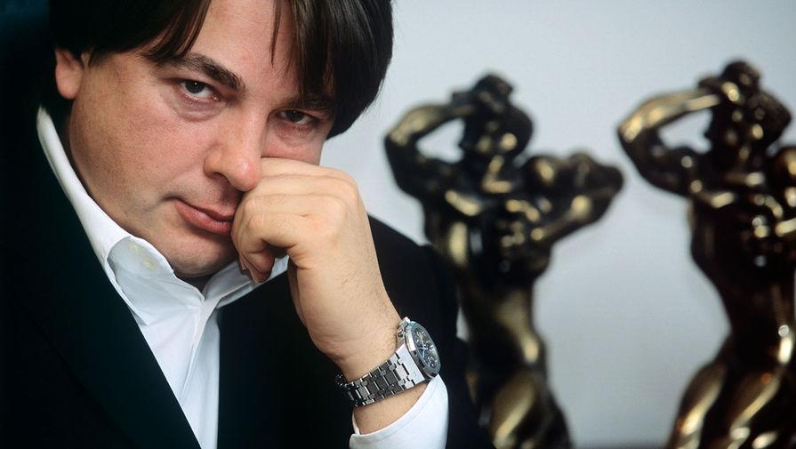 Константин Эрнст, 2000 год