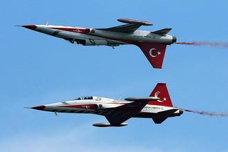 Анкара сдает пилотов
