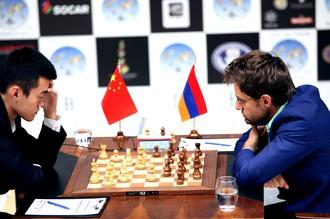 Левон Аронян стал победителем Кубка мира по шахматам