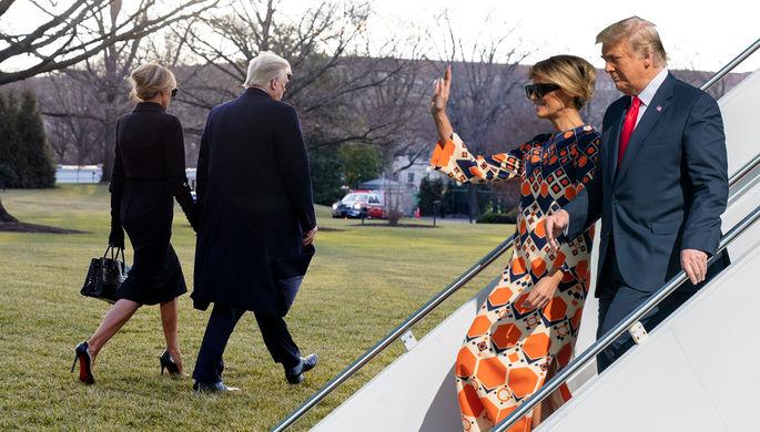 Гламур покинул Белый дом