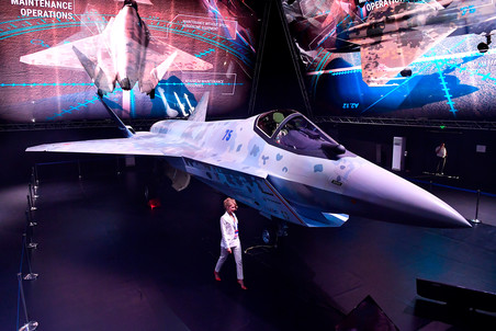 Военные эксперты усомнились в экспортном потенциале Су-75 - Газета.Ru